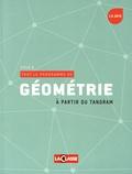 Eric Montigny - Tout le programme de géométrie à partir du Tangram - Cycle 2.