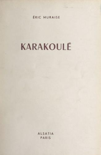 Karakoulé