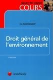 Eric Naim-Gesbert - Droit général de l'environnement.