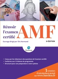 Eric Normand - Réussir l'examen certifié AMF.