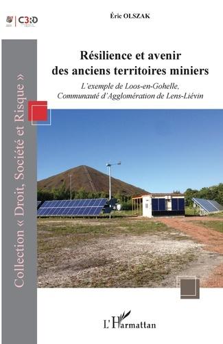 Eric Olszak - Résilience et avenir des anciens territoires miniers - L'exemple de Loos-en-Gohelle, Communauté d'Agglomération de Lens-Liévin.