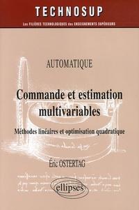 Commande et estimation multivariables - Méthodes linéaires et optimisation quadratique.pdf