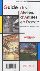 Eric Patou - Guide des ateliers d'artistes en France et autres lieux artistiques.
