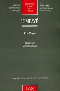 Eric Perru - L'impayé.