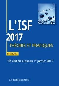 Eric Pichet - L'ISF - Théorie et pratiques.