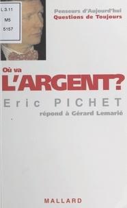 Eric Pichet et Gérard Lemarié - .
