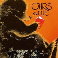 Eric Pintus et Martine Bourre - Ours qui lit.