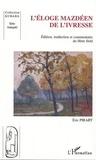 Eric Pirart - Kubaba  : L'éloge mazdéen de l'ivresse - édition, traduction et commentaire du Hom Stod.