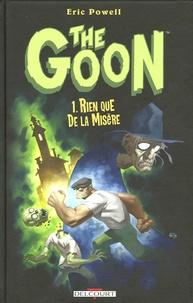 Eric Powell - The Goon Tome 1 : Rien que de la misère.