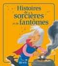 Eric Puybaret et Séverine Onfroy - Histoires de sorcières et de fantômes - Histoires à raconter.