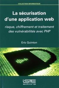 La sécurisation d'une application web- Risque, chiffrement et traitement des vulnérabilités avec PHP - Eric Quinton | Showmesound.org