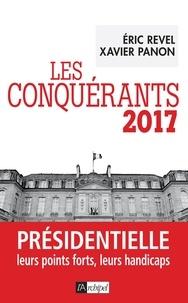 Eric Revel et Xavier Panon - Les conquérants 2017.