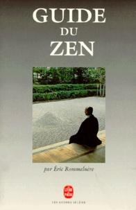 Eric Rommeluère - Guide du zen.