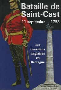 Histoiresdenlire.be 11 septembre 1758, la bataille de Saint-Cast - Les invasions anglaises en Bretagne Image