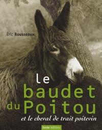 Le baudet du Poitou et le cheval de trait poitevin.pdf