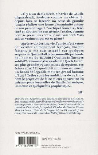 De Gaulle, monument français