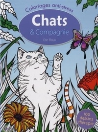 Eric Roux - Coloriages chats & compagnie.