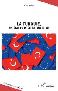 Eric Sales - La Turquie, un Etat de droit en question.