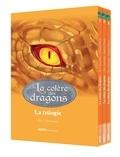 Eric Sanvoisin - La colère des dragons La trilogie : Coffret en 3 volumes : Tome 1, Le retour du roi-dragon ; Tome 2, La tour de l'oubli ; Tome 3, Le secret des rois.