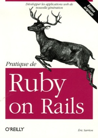 Eric Sarrion - Pratique de Ruby on Rails.