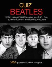 Eric Saunders - Quiz Beatles - 1000 questions à choix multiples.