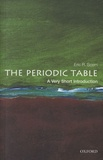 Eric Scerri - The Periodic Table - A Very Short Introduction.