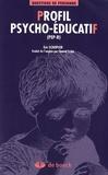 Eric Schopler - Profil psycho-éducatif (PEP-R).
