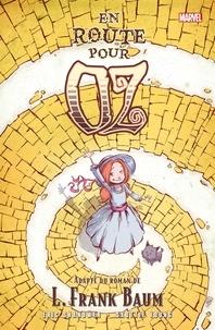 Eric Shanower et Skottie Young - Le Magicien d'Oz Tome 5 : En route pour Oz.