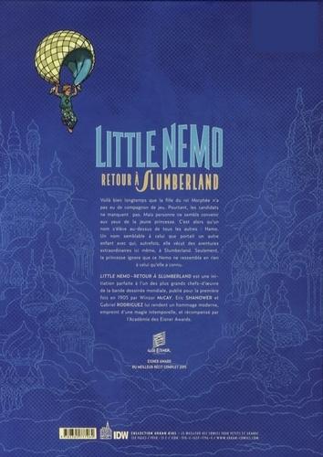 Little Nemo, retour à Slumberland