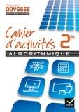 Eric Sigward - Algorithmique 2e - Cahier d'activités.