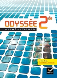 Eric Sigward - Odyssée Mathématiques 2e - Livre de l'élève, programme 2009.