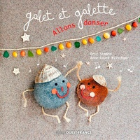 Galet et Galette, allons danser - Eric Simard | Showmesound.org