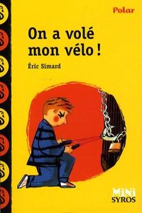 Eric Simard - On a volé mon vélo !.