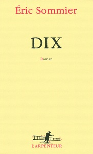 Eric Sommier - Dix.