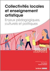 Accentsonline.fr Collectivités locales et enseignement artistique - Enjeux pédagogiques, culturels et politiques Image