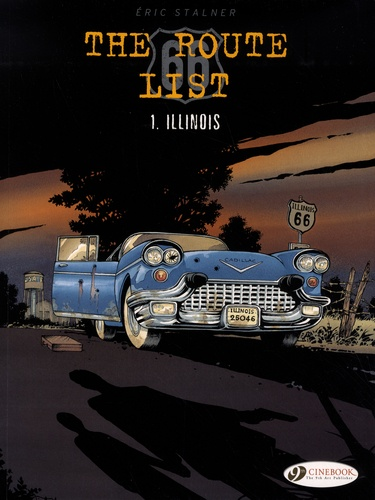 The Route 66 List Tome 1 Illinois