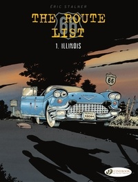 Eric Stalner et  Stalner - The Route 66 List - Volume 1 - Illinois.