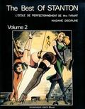 Eric Stanton et Robert Mérodack - The Best Of Eric Stanton volume 2 - L'École de perfectionnement de Mrs Tyrant suivi de Madame Discipline.