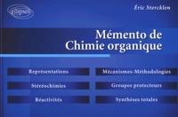 Openwetlab.it Mémento de chimie organique Image