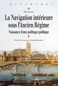 Deedr.fr La Navigation intérieure sous l'Ancien Régime - Naissance d'une politique publique Image