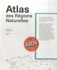 Télécharger google book L'atlas des régions naturelles - la carte RTF ePub PDF par Eric Tabuchi 9782490140183