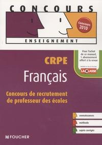 Eric Tisserand - Français CRPE - Concours de recrutement de professeur des écoles.