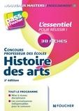 Eric Tisserand et Nathalie Fink - Histoire des arts 2e édition.