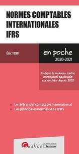 Eric Tort - Normes comptables internationales IFRS.