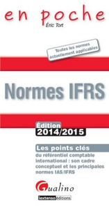 Normes IFRS - Eric Tort |