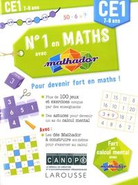 Eric Trouillot - N° 1 en maths avec Mathador CE1.