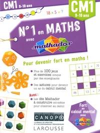 Eric Trouillot - N° 1 en maths avec Mathador CM1.