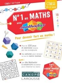 Eric Trouillot et Nourhane Bouznif - N° 1 en maths avec Mathador CM2.