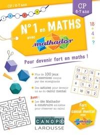 Eric Trouillot - N° 1 en maths avec Mathador CP.