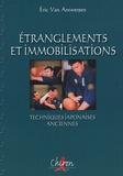 Eric Van Antwerpen - Etranglements et Immobilisations - Techniques japonaises anciennes (Shime-waza et gime-waza).